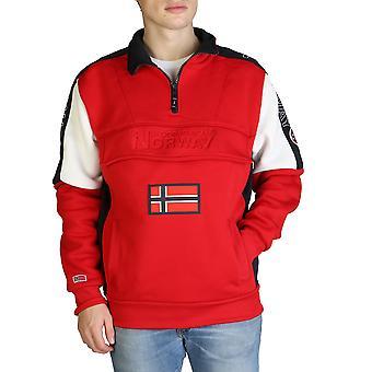 Geographical norway men's sweatshirts - fagostino 007