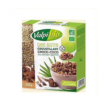 Crispy new coconut 250 g