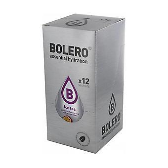 Ice Tea Passion Fruit Bolero 12 packets