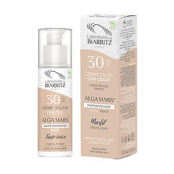 Ivory Color Facial Cream Spf30 50 ml of cream