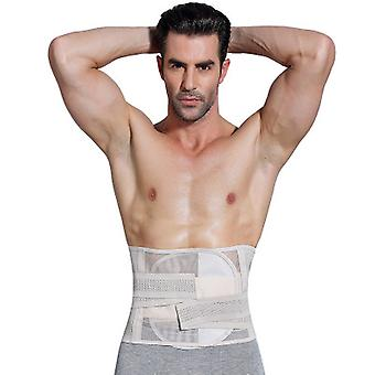 Men Body Shaper Vest Tummy Control Tank Top Compression Waist Slimming Shirts