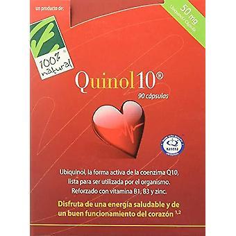100% Natural Quinol10 50mg 90 Capsules