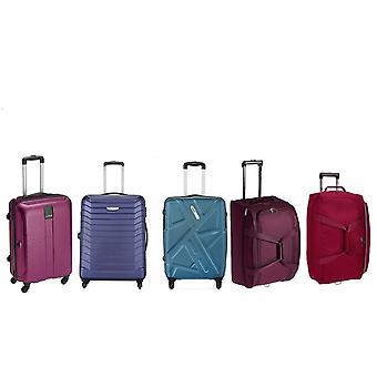 Aluminum Rolling Luggage