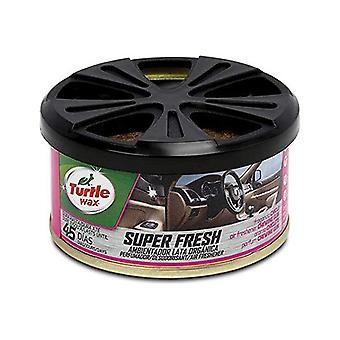 Bil Air Freshener Turtle Wax Super Fresh Tin tuggummi