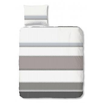 sängkläder aria 140 x 220 cm antracit
