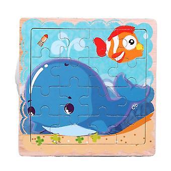 Puzzle hračky děti intelektuální vzdělávání puzzle dárek pt128
