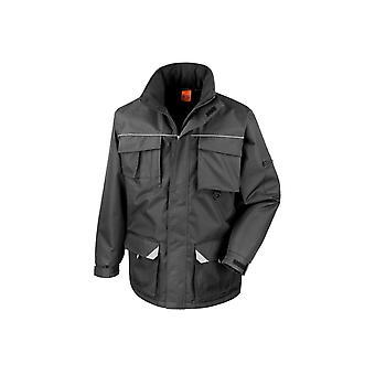 Resultado Guardia de trabajo Sabre Long Coat R301X