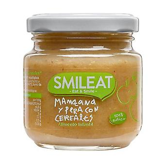 Cereal Apple and Pear Jar Eco 130 g