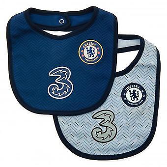 Chelsea 2-pak Śliniaki SK