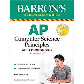 AP Computer Science Principles with 3 Practice Tests Barron's Test Prep