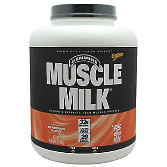 Cytosport Muscle Milk, Strawberry and Creme 4.94 Lb