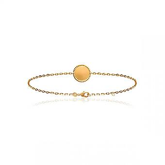 Bracelet-Femme-UYZ6YUZ-- Plaqu� Or