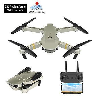 4k 720p 1080p Hd מצלמה מיני רחפן WiFi צילום אווירי Rc מסוקים צעצוע