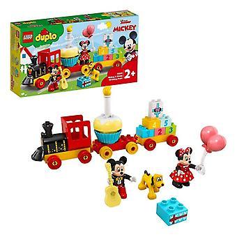 Playset Duplo Mickey and Minnie Birthday Train Lego 10941
