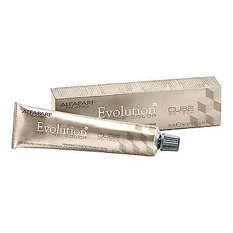 Permanent Dye Evolution Alfaparf Milano Nº 6,64 (60 ml)