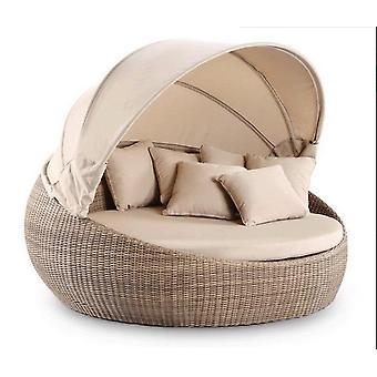 Havemøbler & Flet dag Royal Round Bed