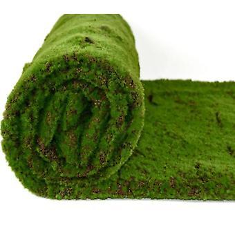 Artificial Moss Plants Lawn Wall Turf Grass Carpet Turf Mat Roll Decor For Outdoor Room Home Shop