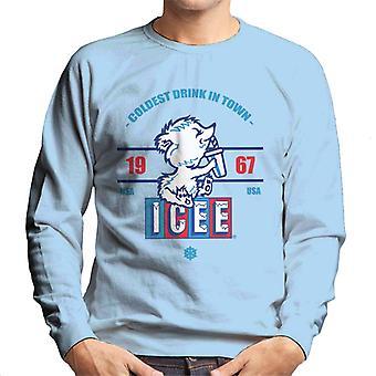 ICEE Coldest Drink In Town Since 1967 Men's Sweatshirt
