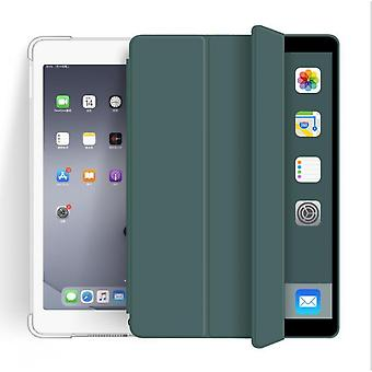 Suitable For Apple 2020 Ipadpro11 Tablet Protective Case--dark Night Green