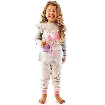 Peppa Pig Girls Once Upon A Dream Pyjama Set
