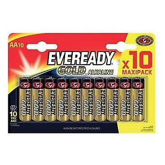 Batteries Energizer LR03 BL8 AAA (10 pcs)