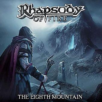 Rhapsody of Fire - The Eighth Mountain Vinyl