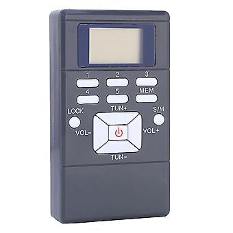 Radio fm numérique portable avec la fonction mémoire
