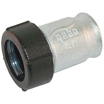 """1/2""""- 3/2"""" bsp femelle x 20-50mm compression mixte accessoires de tuyauterie"""