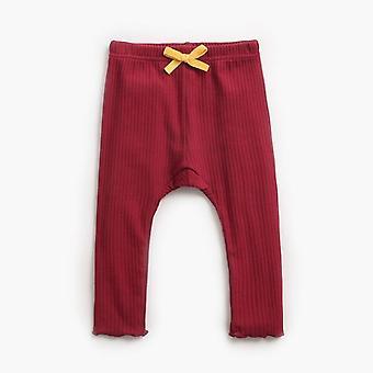 Lawadka Spring Newborn Baby Pants Casual Leggings Fashion Kids Pp Pants