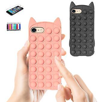 Iphone 7/8/se (2020) - Shell / Protección / Pop It Fidget