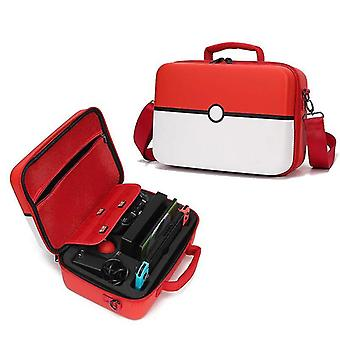 Portable game console accessories for nintendo switch chassis switch storage bag