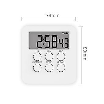 Temporizador de cocina Temporizador digital magnético y cronómetro Temporizador de alarma de cocina