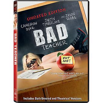 Bad Teacher [DVD] USA importieren