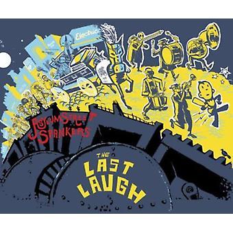Asylum Street Spankers - Last Laugh [CD] USA import