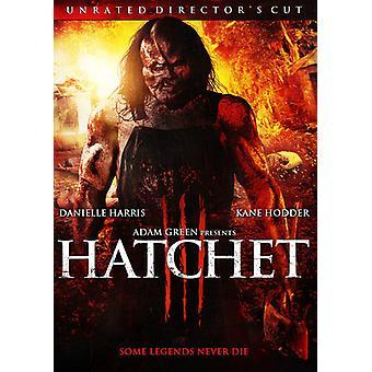 Hatchet 3 [DVD] USA import