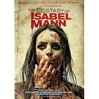 Ecstasy of Isabel Mann the [DVD] USA import