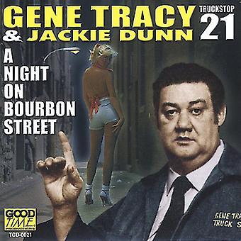 Gene Tracy - natt på Bourbon Street [CD] USA import