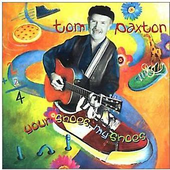 Tom Paxton - importation USA vos chaussures My Shoes [CD]