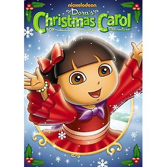 Dora the Explorer - Dora's Christmas Carol Adventure [DVD] USA import