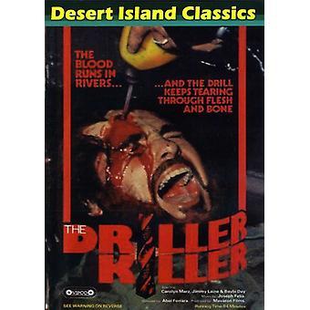 Driller Killer [DVD] USA import