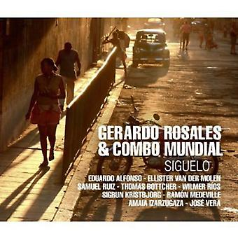 Gerardo Rosales & Combo Mundial - Siguelo [CD] USA import