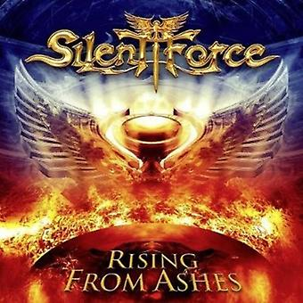 Silent Force - Rising From Ashes [CD] USA import