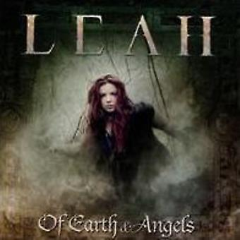 Leah - Of Earh & Angels [CD] USA import