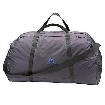 New Eurohike Packable Holdalls Equipment Travel Bag Pack Black