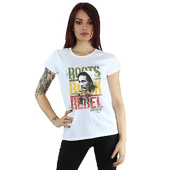 Bob Marley Women's Roots Rock Rebel T-Shirt