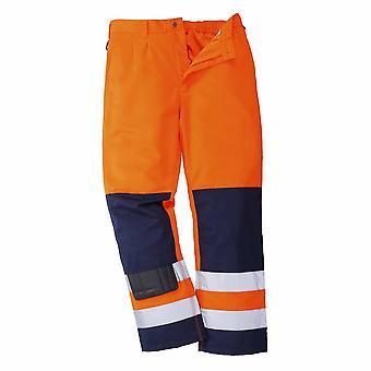 Portwest - Texo Séville Workwear uniforme résistant à l'usure Hi-Vis sécurité pantalons