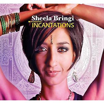 Sheela Bringi - Incantations [CD] USA import