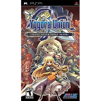 Yggdra Union PSP Game