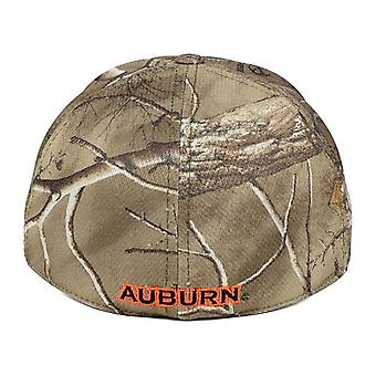 Auburn Tigers NCAA TOW Real Tree Camo Memory Fit Hat