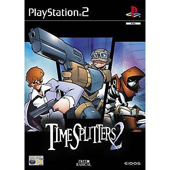 TimeSplitters 2 (PS2) - Ny fabrik förseglad